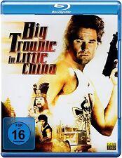 BIG TROUBLE IN LITTLE CHINA (Kurt Russell, Kim Cattrall) Blu-ray Disc NEU+OVP