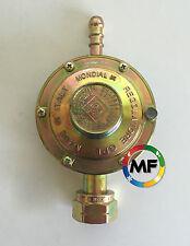 REGOLATORE GAS GPL PORTAGOMMA 1 KG/h BASSA PRESSIONE BARBECUE CUCINA BOMBOLA