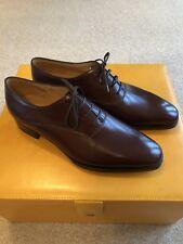 John Lobb Mens Handmade Leather Shoes - UK Size 7E