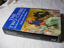 The TWO CITIES: Medieval Europe 1050-1320 ~ Malcolm Barber 1st ed HB-DJ #COBB