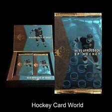 (HCW) 1994-95 Upper Deck SP Hockey Hobby Pack - Iginla Rookies, Gretzky & more..