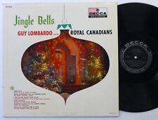 GUY LOMBARDO Royal Canadians JINGLE Bells LP Pop ORCH. Xmas 1956  #1167