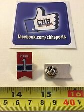 Montreal Canadiens Retired Player Banner Pin - Épinglette Jacques Plante #1