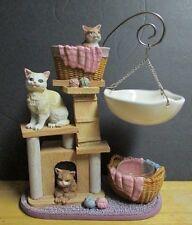 Yankee Candle Cat Kitten Hanging Tart Burner Warmer #1301474