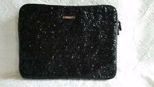 """NINE WEST Sequin laptop bag, Fits 16"""" laptop,  New"""