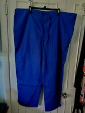 Tafford Galaxy Blue Essentials Unisex Size Xl Drawstring Scrub Uniform Pants