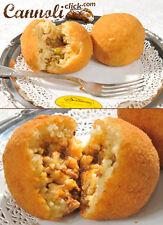 6 Arancini di riso alla carne - Gastronomia siciliana