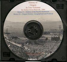 History of Oregon, 2 Volumes + History of the Northwest, 2 Volumes