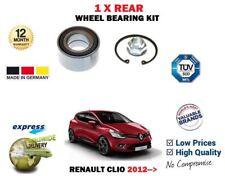 para Renault Clio 0.9 1.2 1.5 dCi 1.6 2012- > 1x Kit de rodamientos rueda
