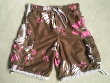 ABERCROMBIE & FITCH Board/Swim Shorts M/medium