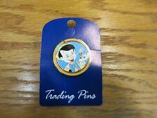Disney Official Trading Pin 2012 - Jiminy Cricket & Pinocchio