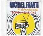 (HN299) Michael Franti & Spearhead, The Sound of Sunshine - DJ CD