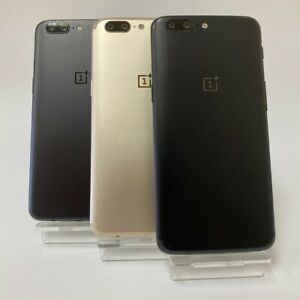 ONEPLUS 5 Dual-SIM 128GB / 64GB - Black / Gold - Unlocked - Smartphone Mobile