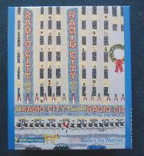 jigsaw puzzle 500 pc Radio City Music Hall Matinee by Patricia Palermino