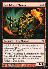 4x deathforge Shaman - - - Worldwake - - - MINT