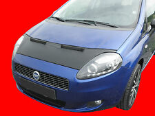 Fiat Punto (Grand,EVO) 2005- BRA de Capot Protège CAR PROTECTION