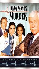 Diagnosis Murder: Season 1, , Excellent DVD, Boyd Kestner, Barry Van Dyke, Victo