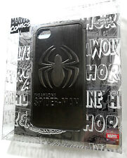 MARVEL SPIDERMAN, Electro-Plated 3D iPhone 4/4S Case, Authentic, 86 Hero, NEW