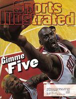 1997 (6/9) Sports Illustrated,Basketball magazine,Michael Jordan, Chicago Bulls