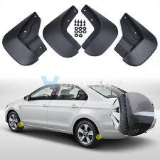 FIT FOR 2010 2011 2012 VW VOLKSWAGEN JETTA MUD FLAP FLAPS SPLASH GUARDS MUDGUARD