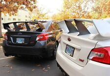 Set of Two Perrin Wing Spoiler Stabilizer for 2015-2020 Subaru Sti 4dr Sedan (Fits: Subaru)