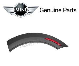 For Mini R60 Cooper Rear Driver Left Wheel Arch Trim On Quarter Panel Genuine