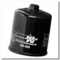 K&N Ölfilter KN-303 Kawasaki ZZR 600 E ZX600E