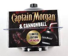 Captain Morgan estados unidos OVP Cannonball bala de cañón style necesitará vaso