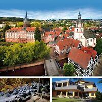 3 Tage Odenwald Kurzurlaub ★★★ Hotel Limbacher Hof Reise mit Halbpension +Kegeln