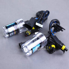 2X Car HID Xenon Headlight Light For 9006 8K 8000K 55W Bulbs Replacement Y03