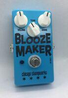 Chicago Stompworks BLOOZE MAKER - The Bluesbreaker Clone pedal