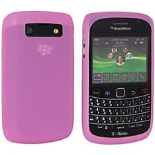 Genuine Blackberry Bold (9700) piel de silicona – Pink