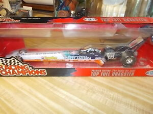 SHELLY ANDERSON WESTERN AUTO RACING CHAMPIONS NHRA dragster 1/24 diecast-1996