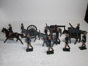 Britain's Mountain Gun Team