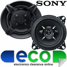 Fiat Punto 1999-2005 Sony 10cm 4 Inch 420 Watts 2 Way Rear Hatch Car Speakers