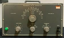 Vintage Heathkit Ag 8 Audio Frequency Signal Generator Restored Condition
