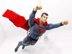 Red Cape for McFarlane Toys Super Man Red Son (No Figure)