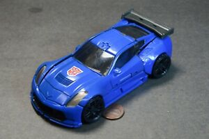 Transformers Age Of Extinction Movie Deluxe Class Hot Shot 2014 no Weapons