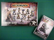 Cawdor Gang Box + Cawdor Weapons Set 1 Forge World Necromunda 11918