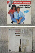 MODERN TALKING 45 TOURS FRANCE YOU'RE MY HEART