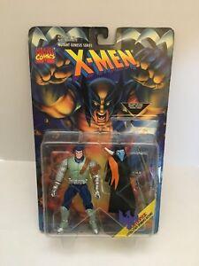 Marvel Toy biz X-Men Mutant Genesis series X-Cutioner, LIGHT GREEN VARIANT MOC
