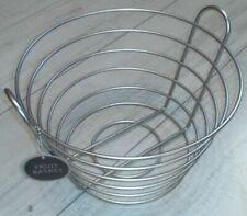 Assiettes et plats de service de table en acier inoxydable