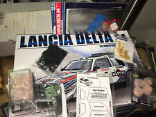 BEEMAX AOSHIMA LANCIA DELTA S4 1986 1/24 KIT AND RENAISSANCE FIRE SCALE KMP SETS