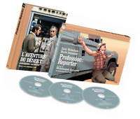 PROFESSION : REPORTER – BD + DVD + LIVRE COFFRET ULTRA COLLECTOR [Édition - Blu-