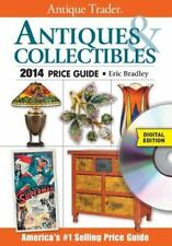 Antique Trader Antiques & Collectibles 2014 Price Guide CD, , Bradley, Eric, Exc