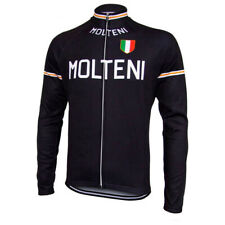 Thermal Fleece MOLTENI Cycling long Sleeve Jersey
