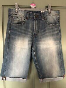 "Denim Shorts W30"""