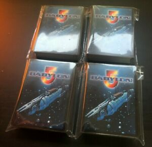 Babylon 5 CCG - 150 Mixed Common & Uncommon Cards (Premiere to Wheel of Fire)