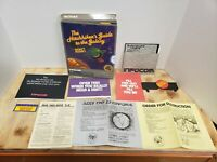 "Infocom Hitchhiker's Guide to the Galaxy IBM PC Video Game, 5 1/4"" Floppy, 1984"