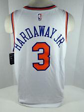 Mens New York Knicks Tim Hardaway JR #3 White Assoc Jersey Swingman 2XL Nike